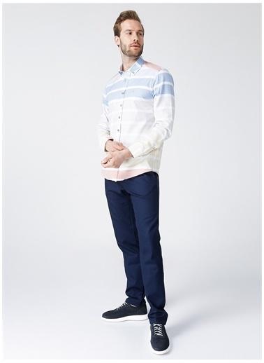 Pierre Cardin Pierre Cardin Gömlek Mavi
